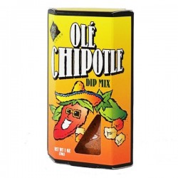 Ole Chipotle Dip Mix