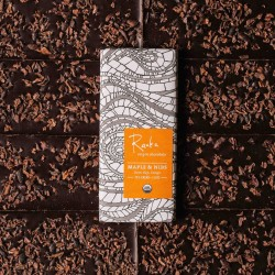 Raka Chocolate Maple & Nibs