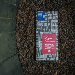 Raaka Bourbon Cask Aged Chocolate Bar