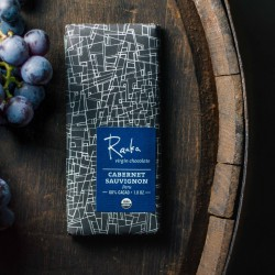 Raaka Chocolate Cabernet Sauvignon