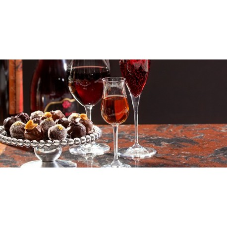 Gourmet Chocolate Truffle Wine Pairing - Pre-purchased Discount Tickets