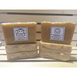 Handcrafted Soap: Lemongrass Ginger