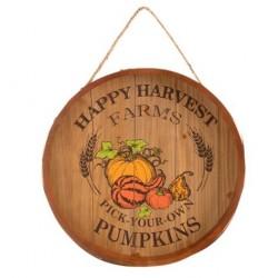 Happy Harvest Fall Wall Decor
