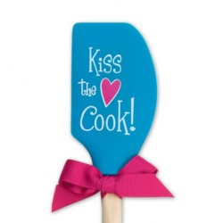 Kiss The Cook Spatula