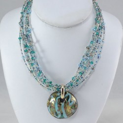 Sanibel Necklace Turquoise
