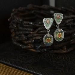 Earrings Daisy