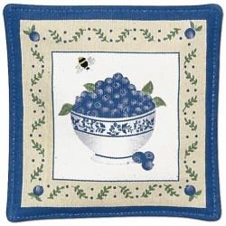 Spiced Mug Mats Blueberry
