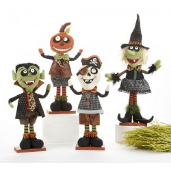 Standing Halloween Figures