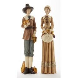 Resin Vintage Pilgrim