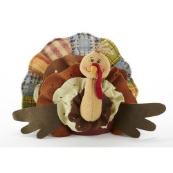 Turkey With Multicolor Tail