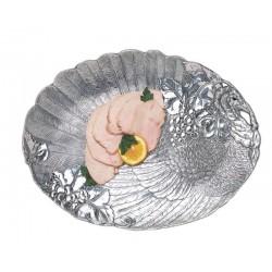 Arthur Court Turkey Oval Platter
