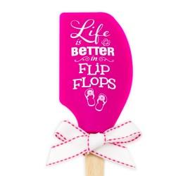 Better In Flip Flops Spatula