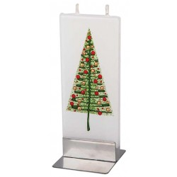 Flatyz Candle: Christmas Tree