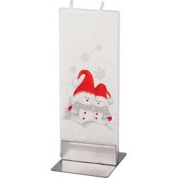 Flatyz Candle: Santa Kids