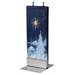 Flatyz Candle: Winter Night Star