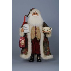 Karen Didion Coffee Santa