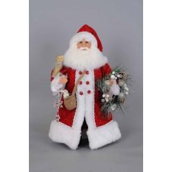 Karen Didion Winter Serenity Santa