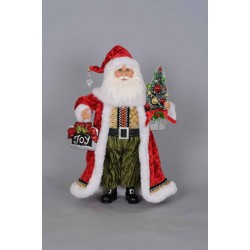 Karen Didion Joy Santa