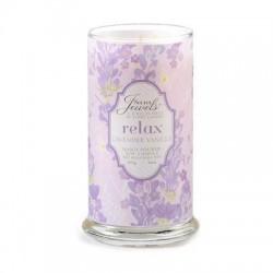 Secret Jewels Candle: Relax
