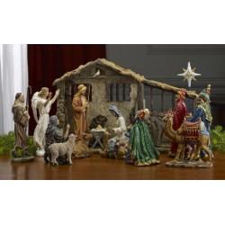 Deluxe Nativity Set