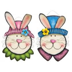 Easter Bunny Head Hanger