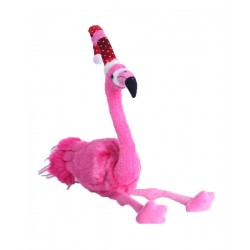 32 Inch Sitting Flamingo