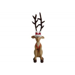 Whimsy Deer Sitting