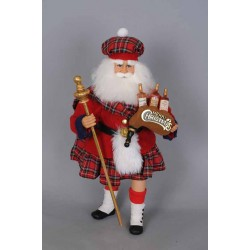 Karen Didion Scottish Santa
