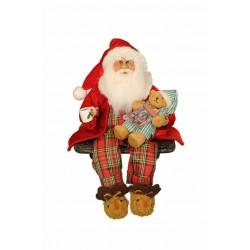 Karen Didion Bedtime Stories Santa