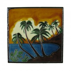 Palm Tree Tile