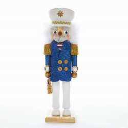 15-Inch Hollywood™ Sea Captain Nutcracker