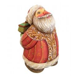 Santa Gift Surprise-Box Figurine