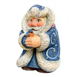 Twitter Tweet Santa Figurine