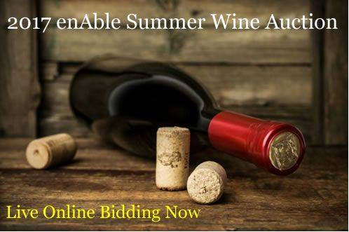 2017 enable wine auction