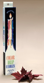 colordripcandle